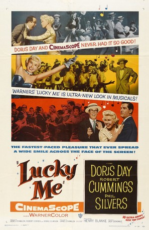Lucky Me - Movie Poster (thumbnail)