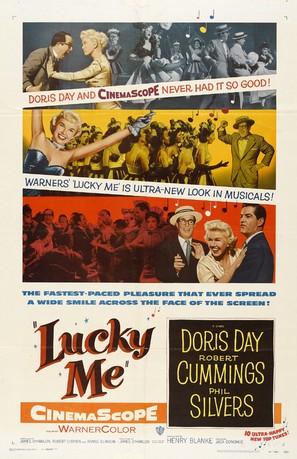 Lucky Me - Movie Poster (thumbnail)