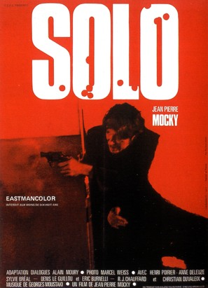 Solo - French Movie Poster (thumbnail)