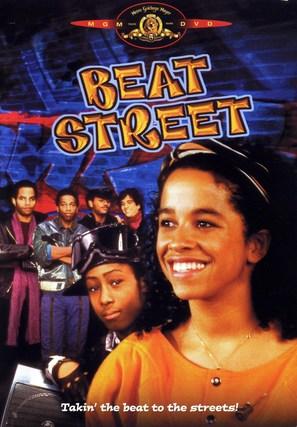 Beat Street - DVD cover (thumbnail)