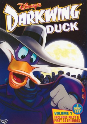 """Darkwing Duck"" - Movie Cover (thumbnail)"