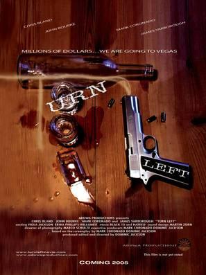 Turn Left - poster (thumbnail)