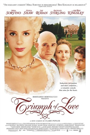 The Triumph of Love - Movie Poster (thumbnail)