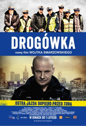 Drogowka - Polish Movie Poster (thumbnail)