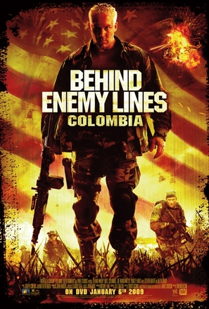 Behind Enemy Lines: Colombia - Video release poster (thumbnail)