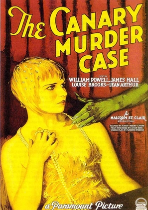 The Canary Murder Case - Movie Poster (thumbnail)