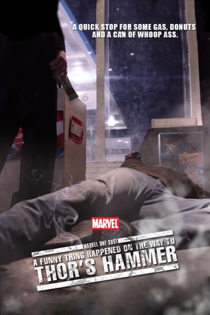 Marvel One-Shot: A Funny Thing Happened on the Way to Thor's Hammer - Movie Poster (thumbnail)