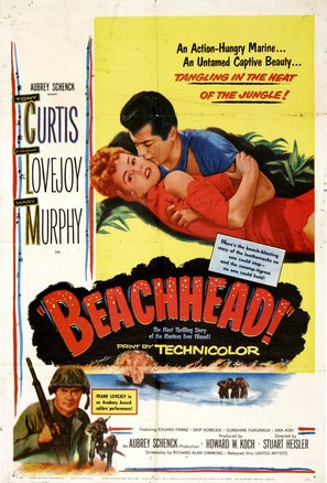 Beachhead - Movie Poster (thumbnail)
