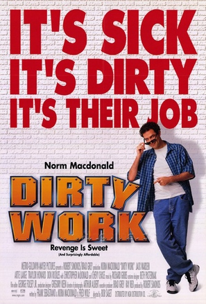 Dirty Work - Movie Poster (thumbnail)