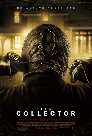 The Collector - Movie Poster (thumbnail)