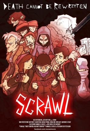 Scrawl - British Movie Poster (thumbnail)