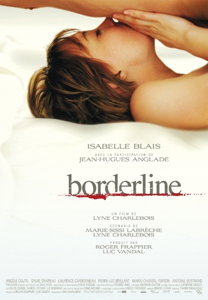 Borderline - French Movie Poster (thumbnail)