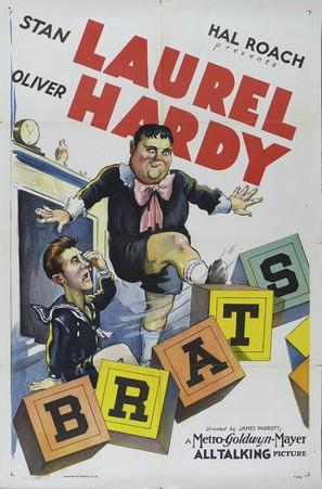 Brats - Movie Poster (thumbnail)