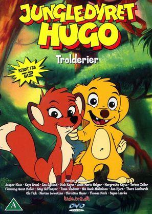 """""""Jungledyret Hugo"""" - Danish DVD cover (thumbnail)"""