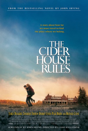 The Cider House Rules - Movie Poster (thumbnail)
