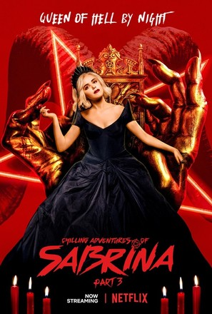 """""""Chilling Adventures of Sabrina"""" - Movie Poster (thumbnail)"""