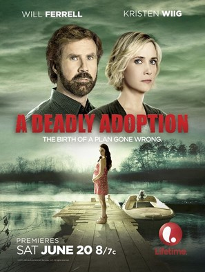 A Deadly Adoption - Movie Poster (thumbnail)