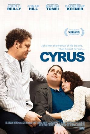 Cyrus - Movie Poster (thumbnail)