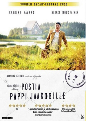 Postia pappi Jaakobille - Finnish Movie Poster (thumbnail)