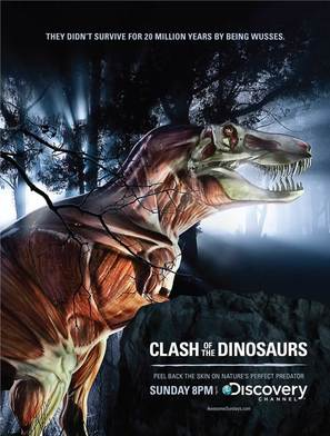 """Clash of the Dinosaurs"" - Movie Poster (thumbnail)"