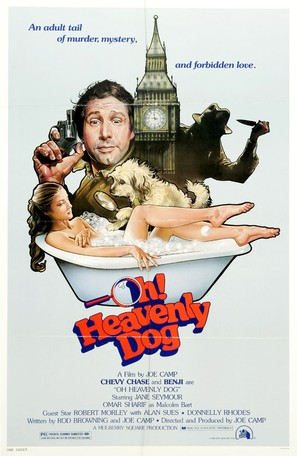 Oh Heavenly Dog - Movie Poster (thumbnail)