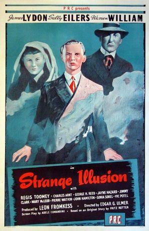 Strange Illusion - Movie Poster (thumbnail)