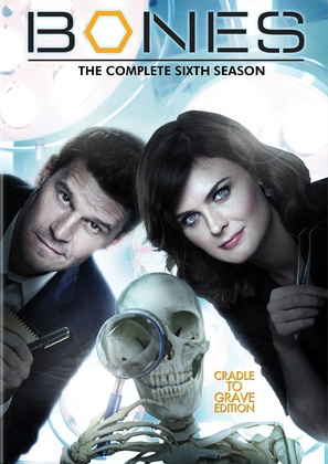"""Bones"" - DVD movie cover (thumbnail)"