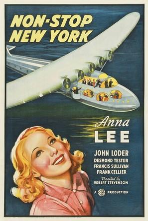 Non-Stop New York - Movie Poster (thumbnail)