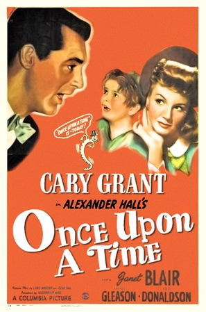 Once Upon a Time - Theatrical movie poster (thumbnail)