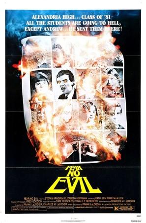 Fear No Evil - Movie Poster (thumbnail)