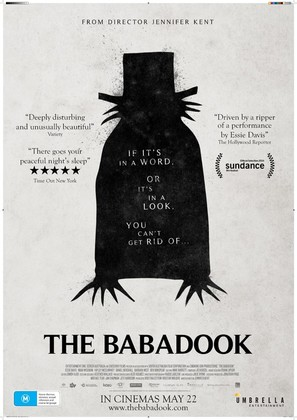 The Babadook - Australian Movie Poster (thumbnail)