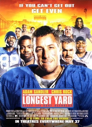 The Longest Yard - Movie Poster (thumbnail)