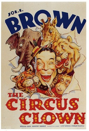 The Circus Clown - Movie Poster (thumbnail)