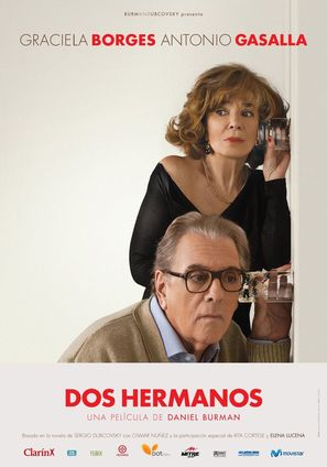 Dos hermanos - Argentinian Movie Poster (thumbnail)