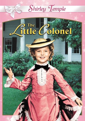 The Little Colonel - DVD cover (thumbnail)