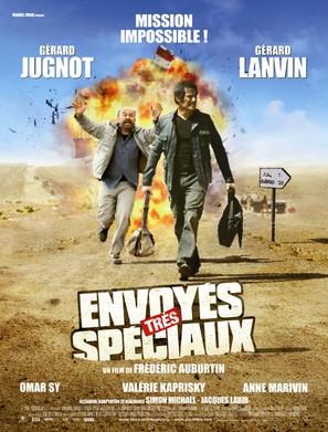 Envoyés très spéciaux - French Movie Poster (thumbnail)
