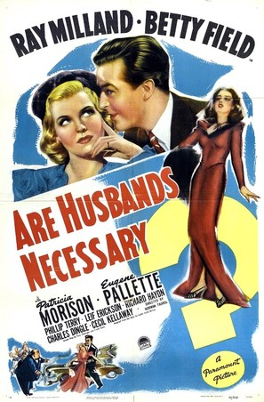 Are Husbands Necessary? - Movie Poster (thumbnail)