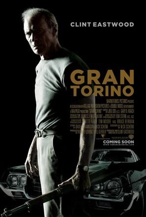 Gran Torino - Advance movie poster (thumbnail)