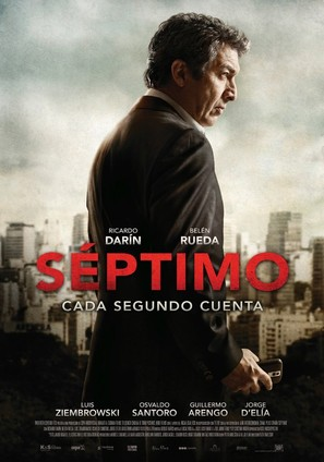 Séptimo - Argentinian Movie Poster (thumbnail)