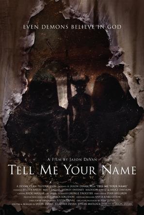 Tell Me Your Name - Movie Poster (thumbnail)