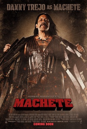 Machete - Movie Poster (thumbnail)