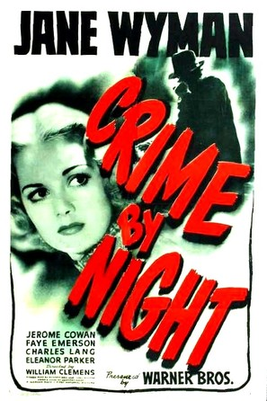 Crime by Night - Movie Poster (thumbnail)