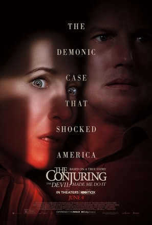 The Conjuring: The Devil Made Me Do It - Movie Poster (thumbnail)