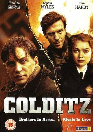 Colditz - British Movie Cover (thumbnail)
