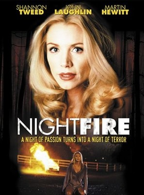 Night Fire - DVD cover (thumbnail)