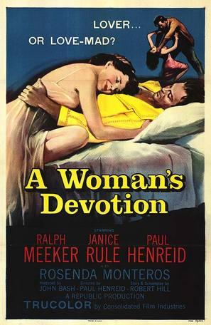 A Woman's Devotion - Movie Poster (thumbnail)