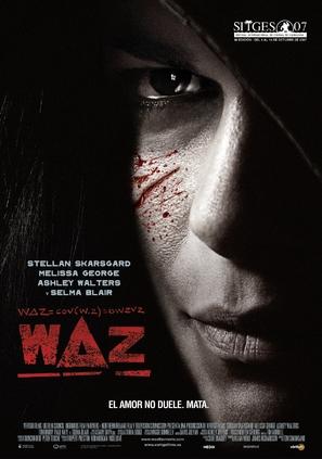w Delta z - Spanish Movie Poster (thumbnail)