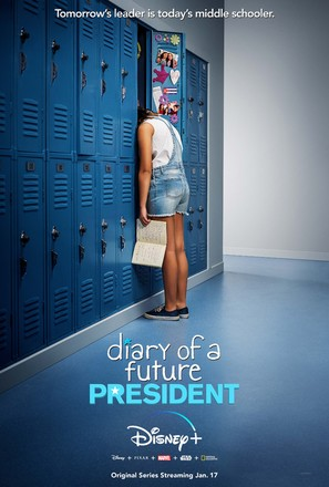 """Diary of a Future President"""