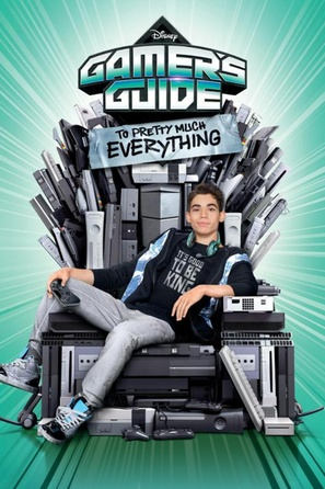 """""""Gamer's Guide to Pretty Much Everything"""" - Movie Poster (thumbnail)"""