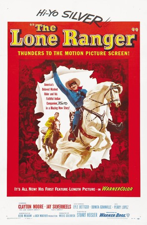 The Lone Ranger - Movie Poster (thumbnail)